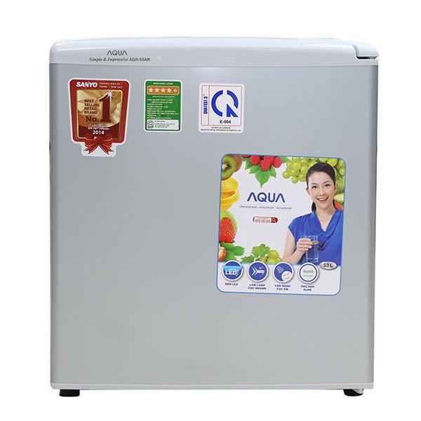 Mã tủ AQUA AQR-55AR 53L được Poliva phân phối