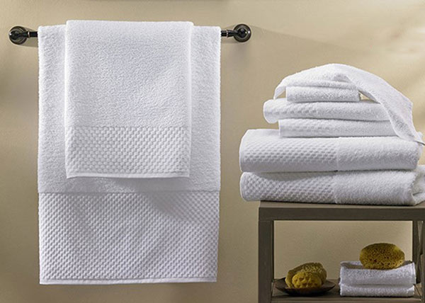 Poliva nhận cung cấp các loại khăn khách sạn chất lượng cao
