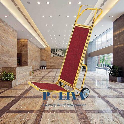 Xe đẩy hành lý luggage trolley