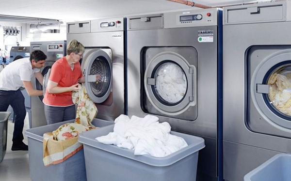 Hướng dẫn chi tiết nhất cách sử dụng máy giặt công nghiệp
