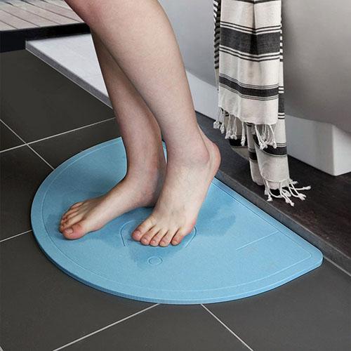 Thảm lau chân nhà tắm