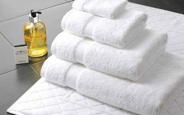 6 tiêu chí quyết định chất lượng của khăn khách sạn
