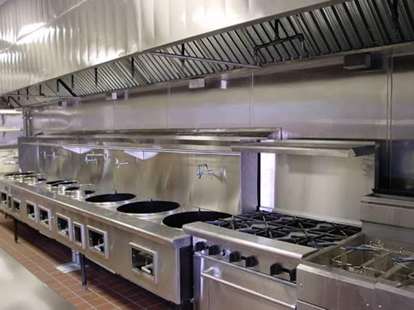 Mua bếp công nghiệp