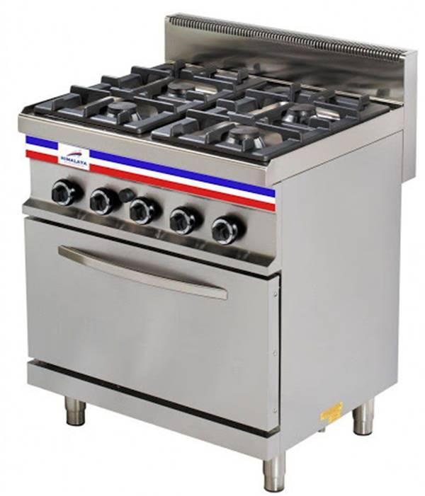 lò nướng giúp tiết kiệm diện tích tối đa cho khu bếp của nhà hàng, khách sạn