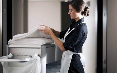 Vì sao cần trang bị những thiết bị giặt là khách sạn?
