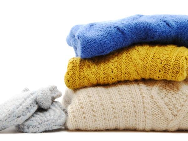 Sử dụng thay thế vải len để tạo ra áo mặc có độ ấm cho mùa đông
