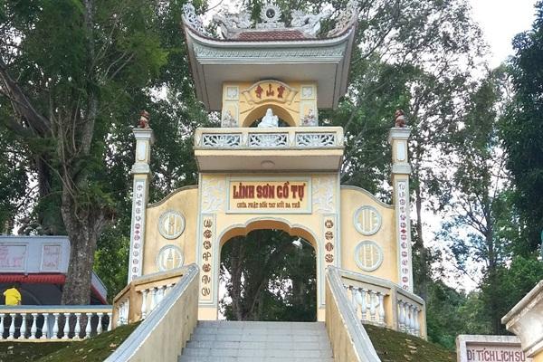 Linh Sơn Cổ Tự là ngôi chùa cổ ở Vũng Tàu