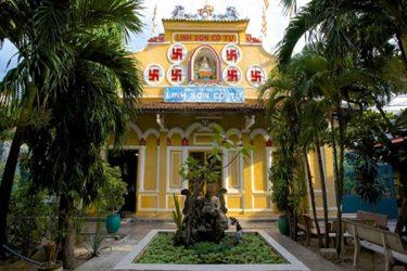 Linh Sơn Cổ Tự-ngôi chùa cổ bậc nhất không thể bỏ qua ở Vũng Tàu