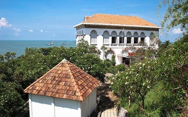 Bạch Dinh Vũng Tàu – Dinh thự xa hoa mang lối kiến trúc Châu Âu
