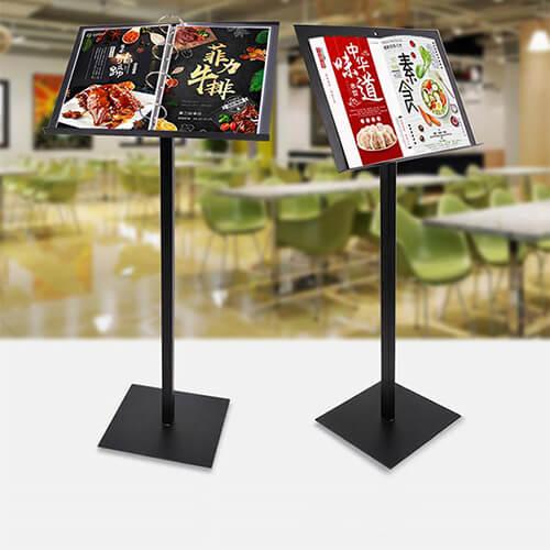 Bảng menu quán cafe, nhà hàng