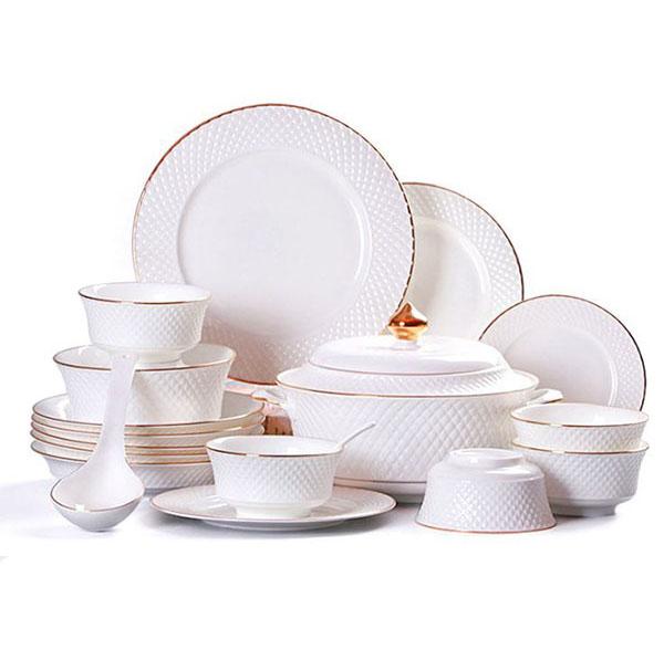 Bát đĩa nhà hàng