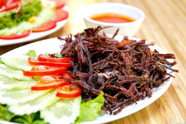 Địa chỉ mua thịt gác bếp tại Cao Bằng