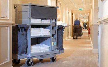 Các loại xe đẩy phục vụ cần trang bị trong nhà hàng, khách sạn