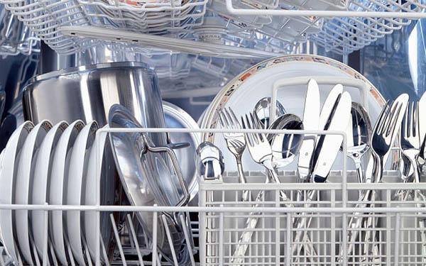 cấu tạo máy rửa chén
