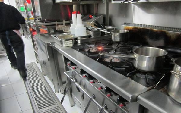 Tổng hợp các lỗi bếp gas công nghiệp thường gặp và cách khắc phục