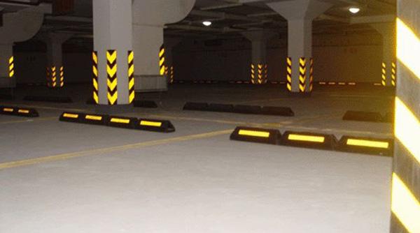 Sản phẩm được ứng dụng phổ biến trong tầng hầm giữ xe