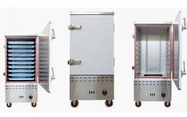 Khám phá cấu tạo tủ nấu cơm công nghiệp và quy trình hoạt động