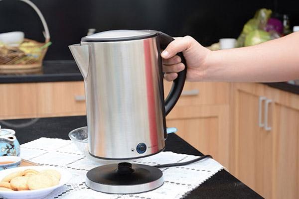 Lựa chọn loại bình đun nước phù hợp với nhu cầu
