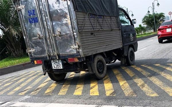 Thích hợp với xe có trọng tải lớn