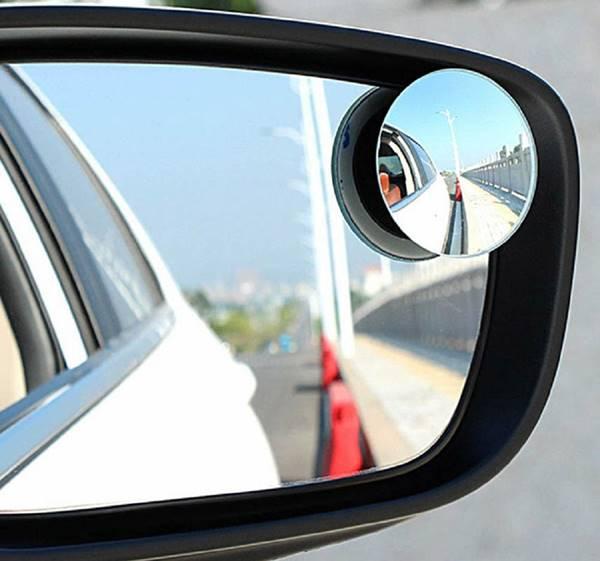 Gương cầu lồi có thể trở thành gương chiếu hậu để lắp trên ô tô, xe máy giúp quan sát phía sau rất hiệu quả, tránh va chạm