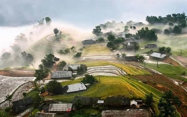 Hàng Su Phì - Địa điểm du lịch xinh đẹp tại Hà Giang.