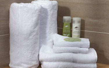 Khăn mặt, khăn tắm trong nhà nghỉ có thực sự sạch hay không?