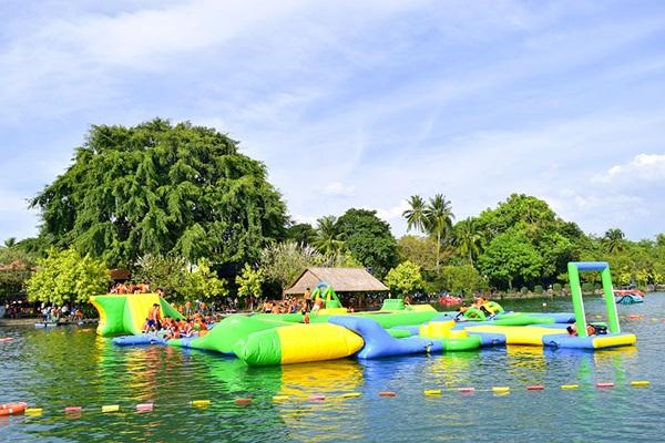 Hoạt động vui chơi khác trên mặt nước