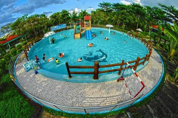 Các hoạt động giải trí khác tại khu du lịch Bửu Long