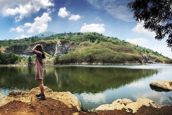 Hồ đá Ma Thiên Lãnh nơi thiên nhiên hội tụ