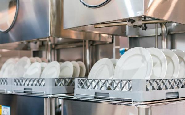 máy rửa chén công nghiệp nhà hàng