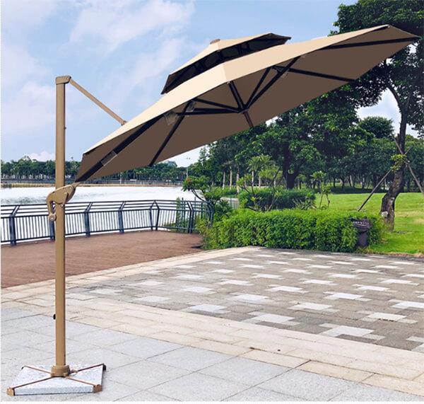 Tổng hợp các mẫu ô dù sang trọng, hiện đại nhất hiện nay