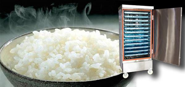 Chọn mua tủ nấu cơm công nghiệp thế nào cho chuẩn?