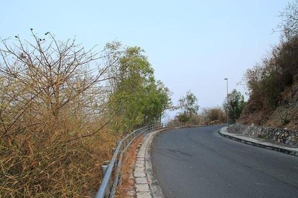 Con đường dẫn lên đỉnh ngọn hải đăng