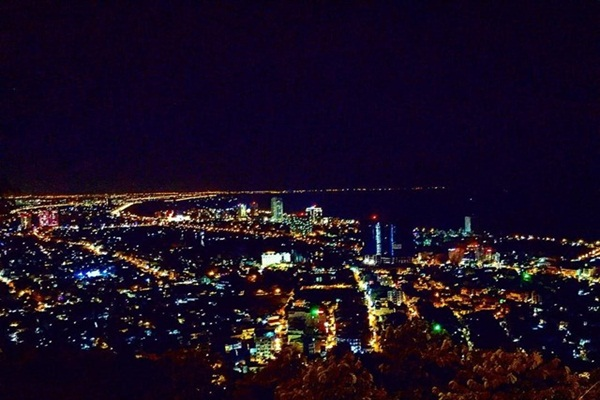 Ngắm nhìn Vũng Tàu về đêm