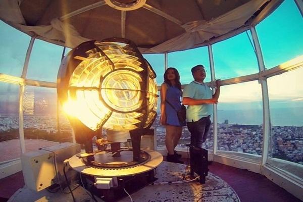 Bên trong ngọn hải đăng Vũng Tàu
