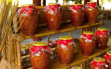 Rượu cần Nho Quan món quà quê thân thuộc với du khách bốn phương