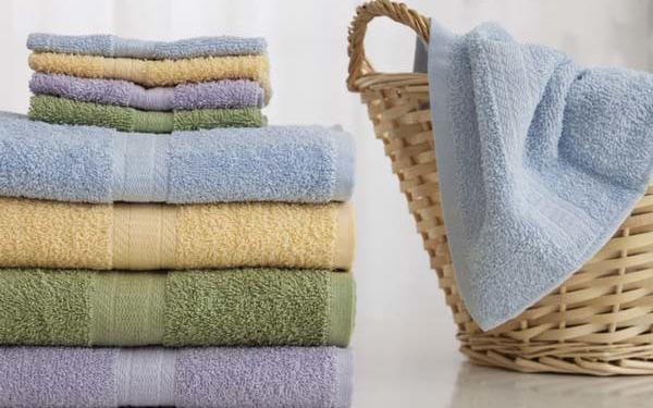 Khăn tắm là vật dụng cá nhân, không nên dùng chung