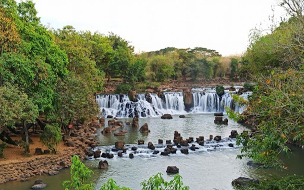 Chiêm ngưỡng vẻ đẹp của khu du lịch thác Giang Điền Đồng Nai