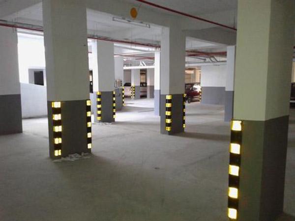 Ốp phản quang sử dụng trong điều kiện thiếu ánh sáng