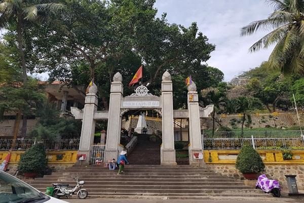 Thích Ca Đài Phật - ngôi chùa cổ tại Vũng Tàu