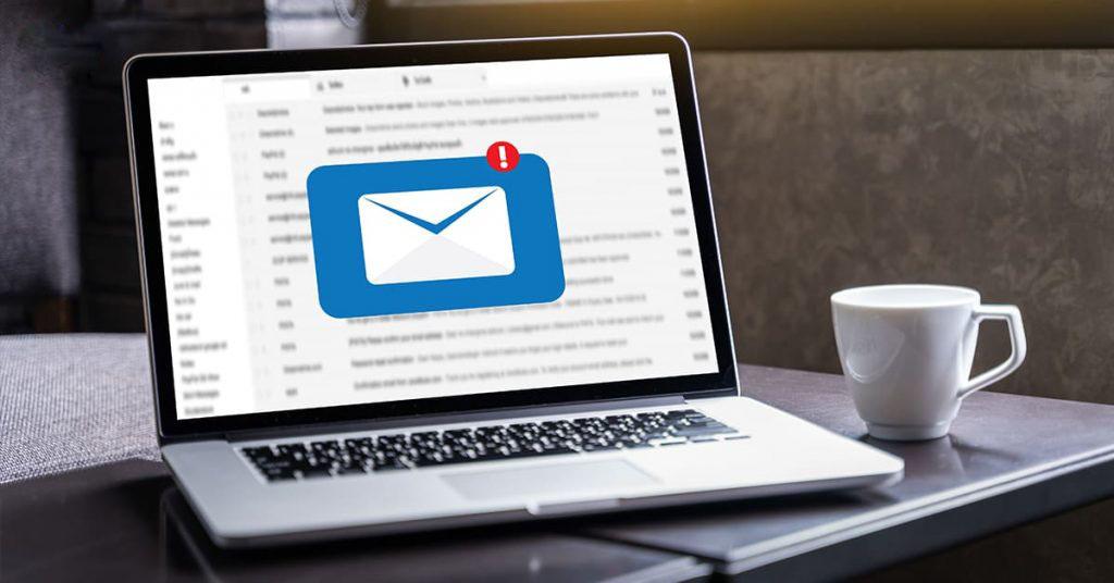 Trong email marketing, nội dung quan trọng và trực quan nên đưa lên trước.