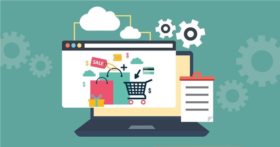 Trang web bán hàng online giúp kinh doanh hiểu quả
