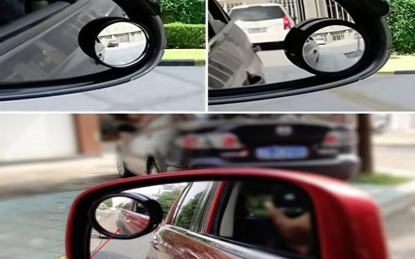 lắp trên ô tô, xe máy để dễ dàng quan sát, di chuyển hơn