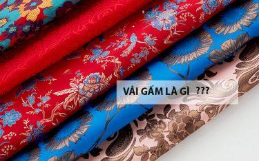 Vải gấm là gì? Ưu nhược điểm và tính ứng dung của vải gấm