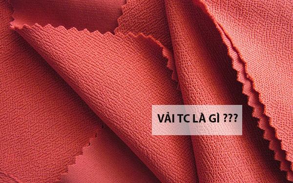 Vải TC hay còn gọi là vải Tixi – vải cotton tici - vải TC 65/35