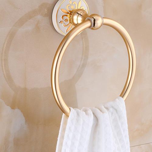 Vòng treo khăn phòng tắm