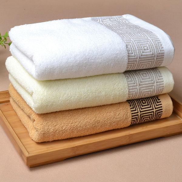 Trọng lượng của khăn đánh giá độ thấm hút của khăn