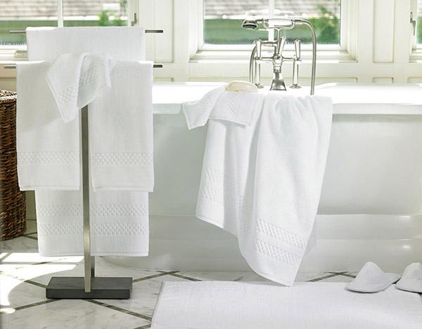 Sử dụng khăn đúng cách để có được những hiệu quả không ngờ