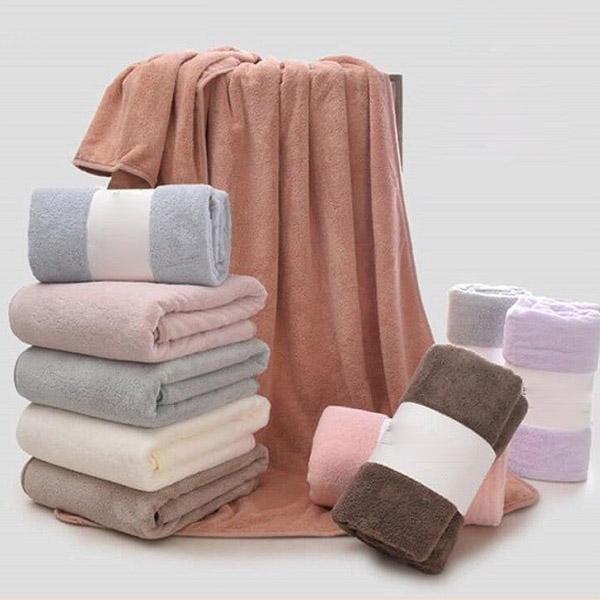 Bài viết gợi ý cách nhận biết khăn tắm kém chất lượng
