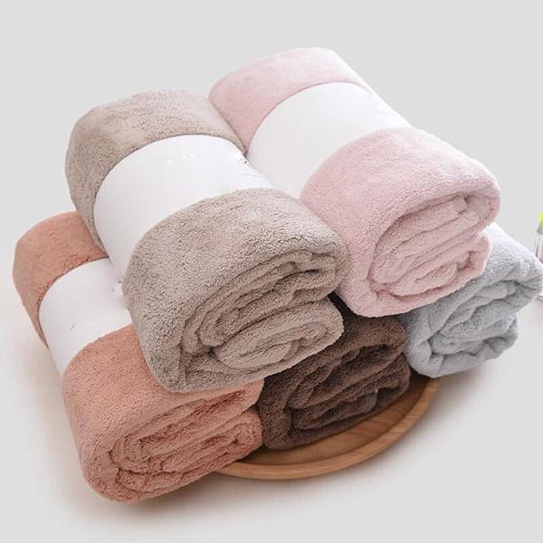 Trong quá trình sử dụng, khăn bị xù và sổ sợi
